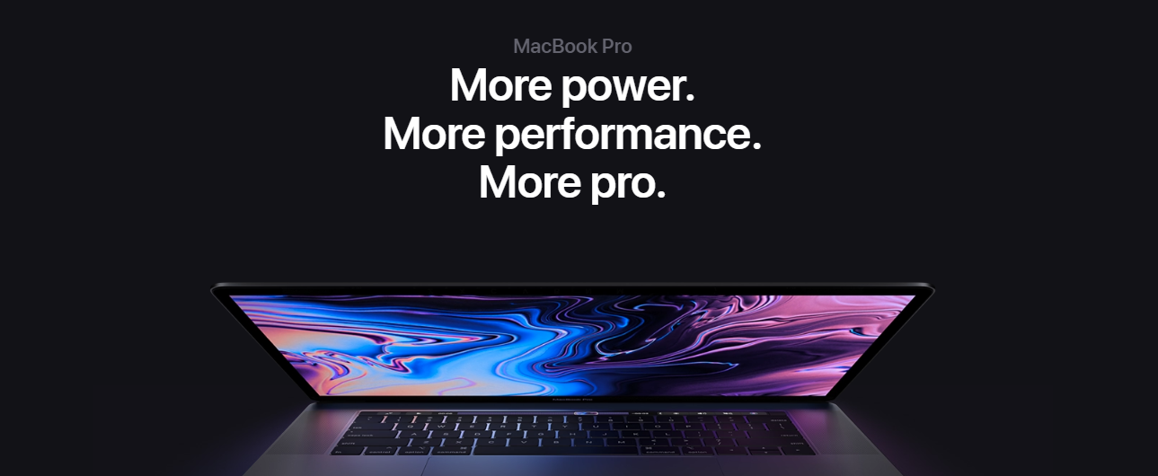Macbook Pro, Apple